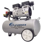 California Air Tools 5.5 Gallon Ultra Quiet/Oil-Free 1 Hp Air Compressor