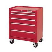 Waterloo Industries Shop Series 26'' Wide 5 Drawer Bottom Cabinet