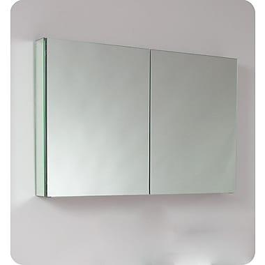 Fresca 39.5'' x 26.13'' Medicine Cabinet