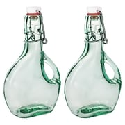 Global Amici Flask Basquiase 2 Piece Carafe Set (Set of 2)