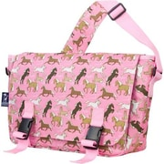 Wildkin Jumpstart Horses Messenger Bag