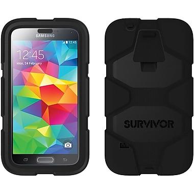 Griffin GB38929 Survivor Case for Samsung Galaxy S5, Black