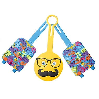 Austin House Assorted Fashion Luggage Tags