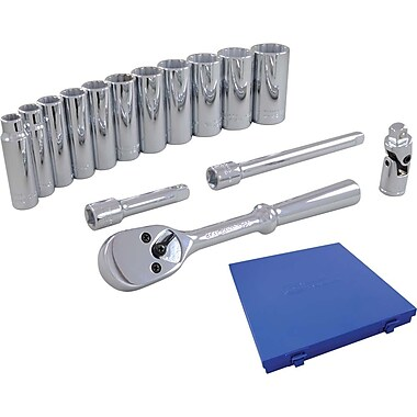 Gray Tools 15 Piece 3/8