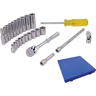 Gray Tools 25 Piece 1/4