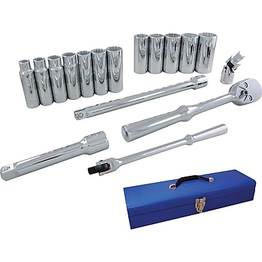 Gray Tools 17 Piece 1/2