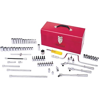 Gray Tools 68 Piece 3/8