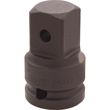 Gray Tools Adapter 1/2