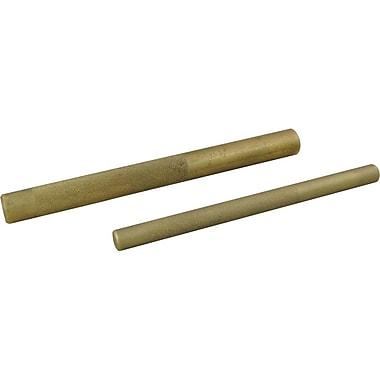 Gray Tools 2 Piece Brass Drift Punch Set, 1/2