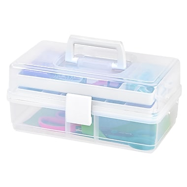 IRIS® Hobby & Craft Storage Case, 6 Pack (213139)