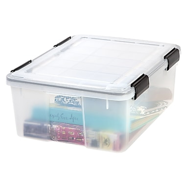 Staples® Ultimate Water Resistant Box (110404)