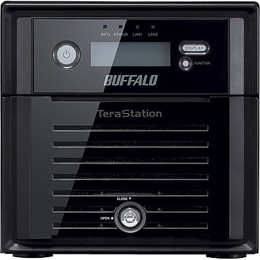 Buffalo Technology – TeraStation WSS WS5200DN0802W2, 8 To