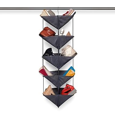 Umbra Enfold Shoe Organizer, Charcoal