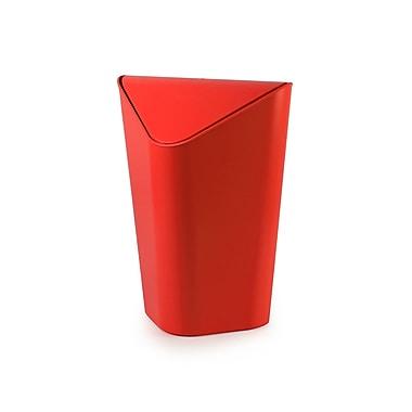 Umbra Corner Can, Red