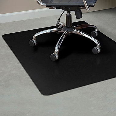 ES Robbins Rectangle Chair Mat, Hard Floor Application, 36