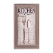 American Mercantile Framed Print ''Kitchen'' Graphic Art