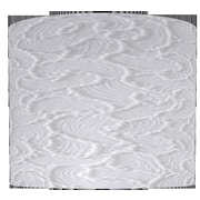 Illumalite Designs 14'' Polystyrene Drum Lamp Shade