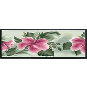 Illumalite Designs 'Floral Lily Pad' Painting Print