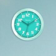 Westclox 7.75'' Translucent Wall Clock