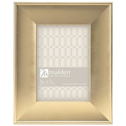 Malden Collins Brush Scoop Picture Frame; 5'' x 7''