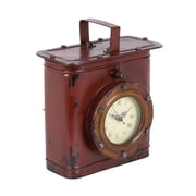 Woodland Imports Hyde Table Clock