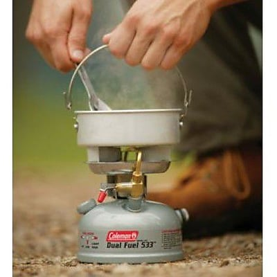 Coleman Guide Series 1-Burner Pocket Stove