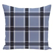 e by design Decorative Floor Pillow; Navy Blue/Light Blue