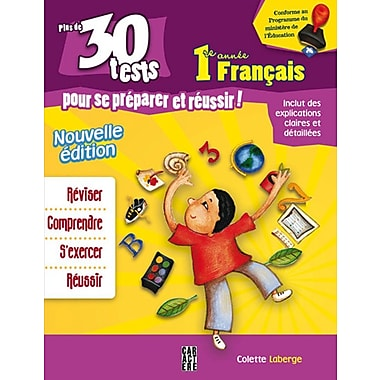 1st Year French, Activity Book (French Book), New Edition