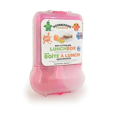 Boomerang Brights Mini Litterless Lunch Box, Assorted