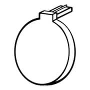 FFR Merchandising Space Commander® End Cap, White, 175/Pack (6110612101)