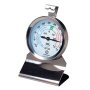 FFR Merchandising Refrigerator and Freezer Thermometer, -20 to 80 degrees F, 4/Pack (9922718505)