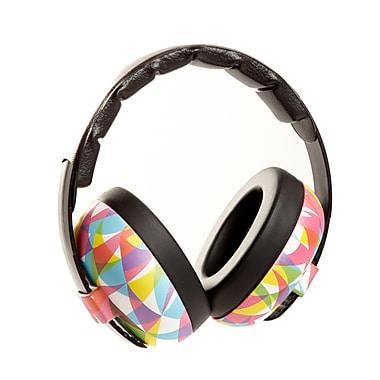 Baby Banz Ear Muffs 0-2 year, Geo Print