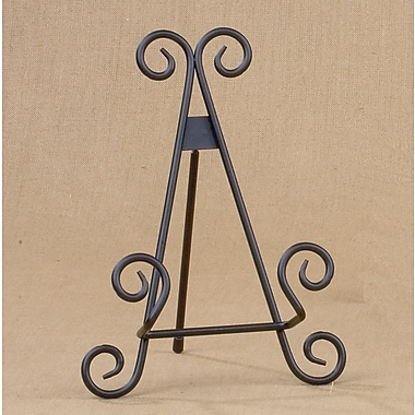 Tripar International Metal Table Scroll Easel, 9