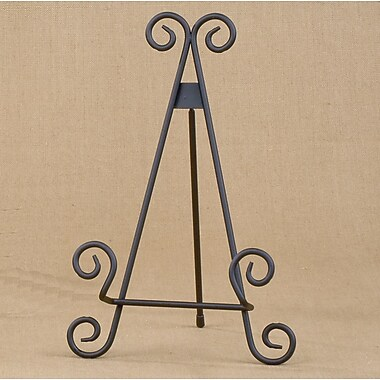Tripar International Metal Table Scroll Easel, 11