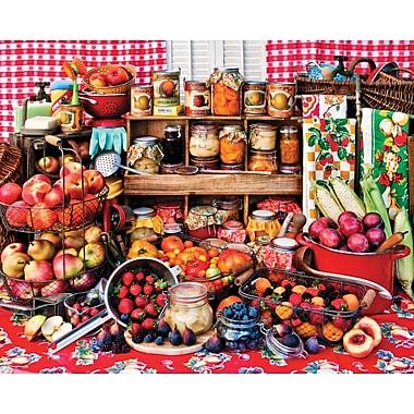 Springbok Pre-serves! Jigsaw Puzzle, 1000 Pieces