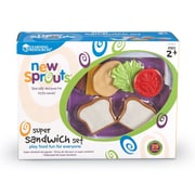 Learning Resources  New Sprouts® Super Sandwich Set LER9261-D
