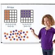 Learning Resources  Giant Magnetic Array Set LER6648