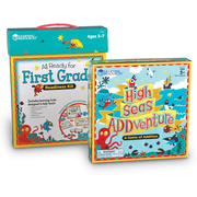 Learning Resources All Ready For First Grade Readiness Kit LER3479