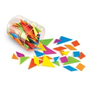 Learning Resources Brights!™ Tangrams Classpack LER3554