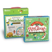 Learning Resources  All Ready For Preschool Readiness Kit LER3477