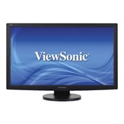 "ViewSonic VG2433SMH-EU 24"" 1080p Full HD LED-Backlit LCD Monitor, Black"
