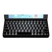 Kensington  KeyFolio Thin X2  Plus Polycarbonate Keyboard and Cover Case for iPad Air 2, Black (K97391US)
