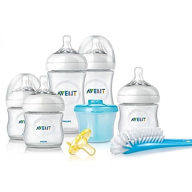 Avent Natural Infant Starter Feeding Set