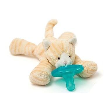 WubbaNub Infant Pacifier, Cream Kitten