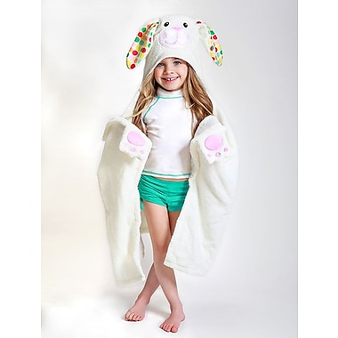 Zoocchini Toddler Towel, Bella the Bunny