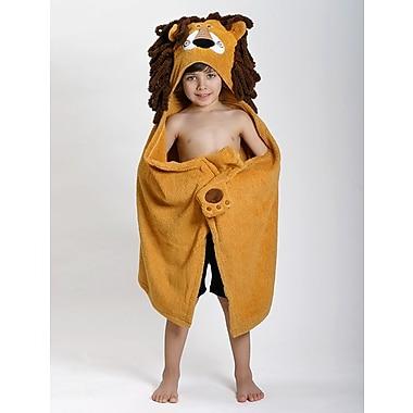 Zoocchini Toddler Towel, Leo the Lion