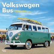 "2016 BrownTrout Publishing Cars and Trucks 12"" x 12"" Square Volkswagen Bus (9781470000000)"