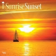 2016 SUNRISE SUNSET SQUARE 12X12