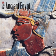 "2016 BrownTrout Publishing Travel and Scenic 12"" x 12"" Square Ancient Egypt (9781470000000)"
