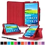 rOOCASE Leather Dual-View Folio Smart Case Cover for